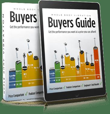 Whole body Vibration Buyers Guide e-book